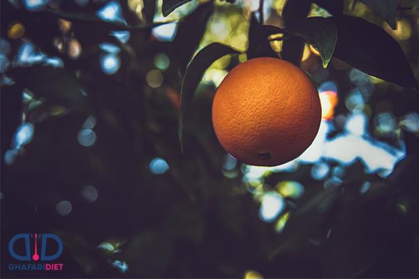 خواص پرتقال تلخ