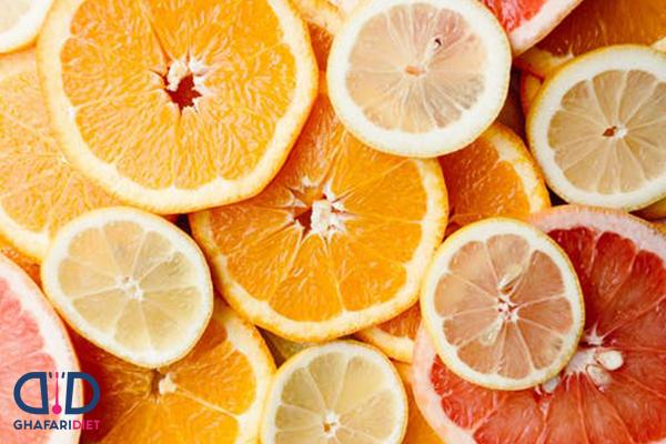خواص پرتقال و لیمو شیرین