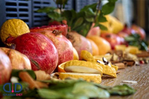 چربی سوز ترین میوه ها