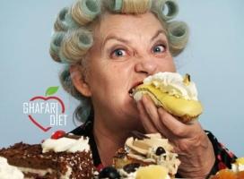 درمان اعتیاد به شیرینی جات