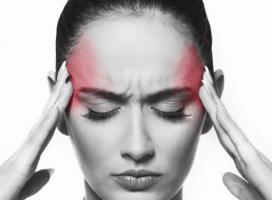 توصیه رژیم غذایی برای سردرد های میگرن
