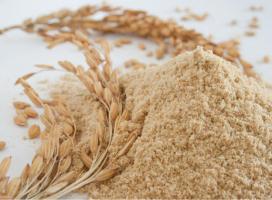 معجزه سبوس برنج