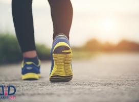 تاثیر پیاده روی در لاغری ، سادهترین ورزش!