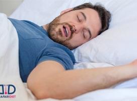 آپنه خواب ، بیماری خطرناکی است؟!