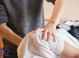 بهترین راهکار درمان اسپاسم عضلانی پا !
