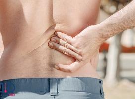 بهترین روش درمان کمر درد ناگهانی !