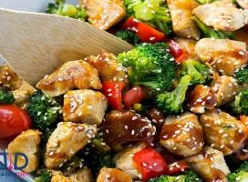 چند نوع غذای رژیمی با مرغ خوشمزه!