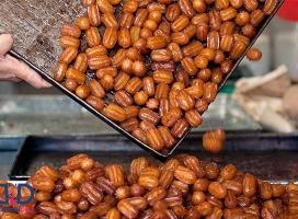 بهترین طرز تهیه بامیه رژیمی و زولبیا رژیمی برای کاهش وزن !