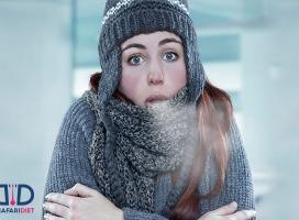 از علت سردی بدن تا درمان آن!