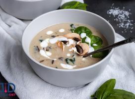 طرزتهیه سوپ قارچ خوشمزه را اینجا بخوانید!