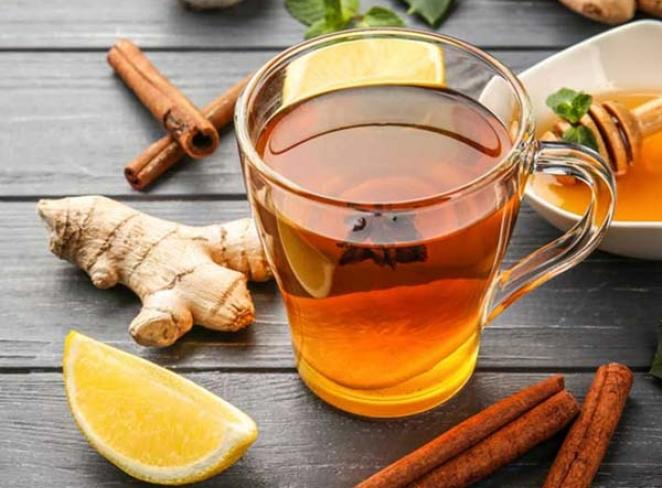 فواید چای دارچین و زنجبیل