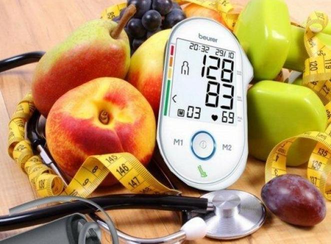 تغذیه سالم جهت بهبود افت فشار خون