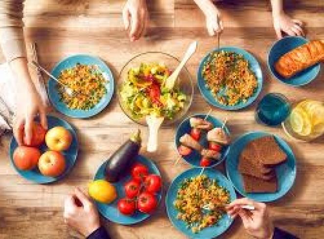 تغذیه سالم افراد بلغمی مزاج
