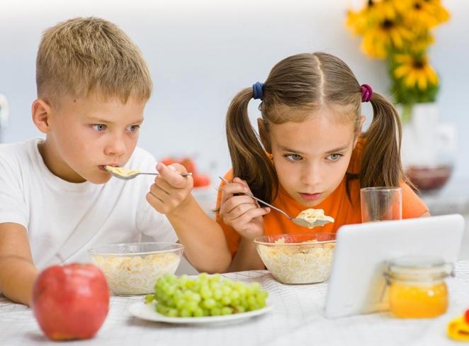 فواید رژیم اصولی در کودکان