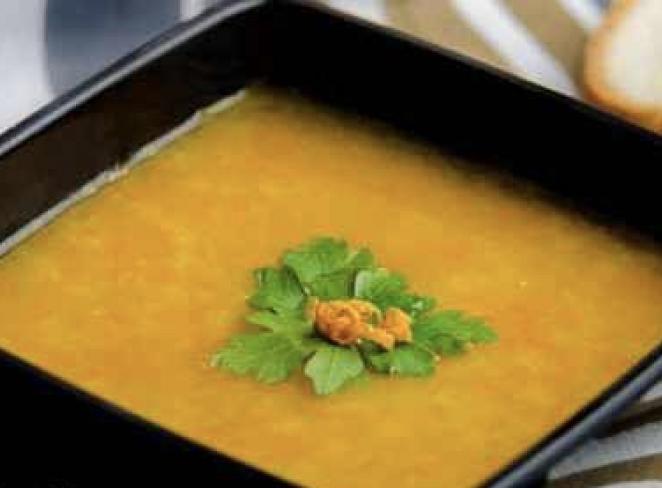 طرز تهیه سوپ زنجبیل ؛ یک غذای مفید برای تقویت سیستم ایمنی بدن