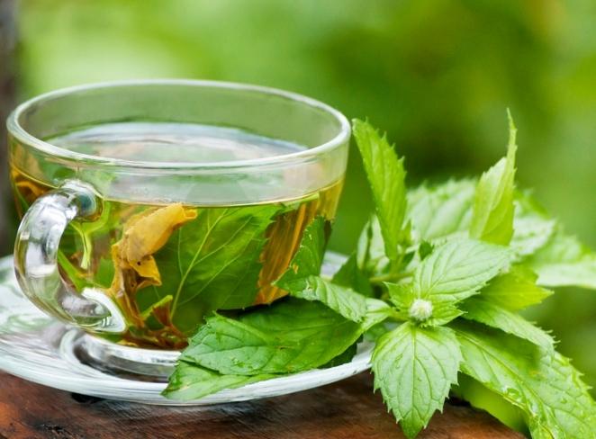 لاغری با چایی سبز