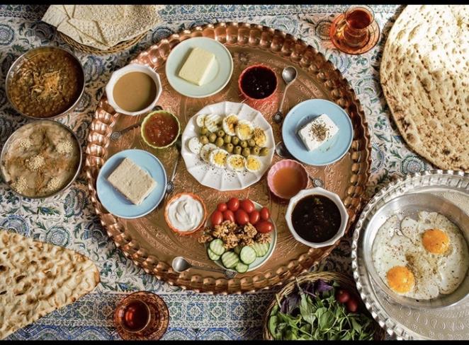دلایل چاقی در ماه رمضان
