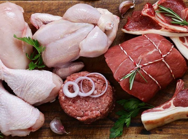 خواص انواع گوشت