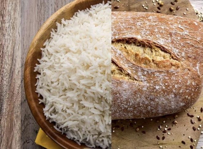 آيا نخوردن برنج ونان باعث لاغرى ميشود؟