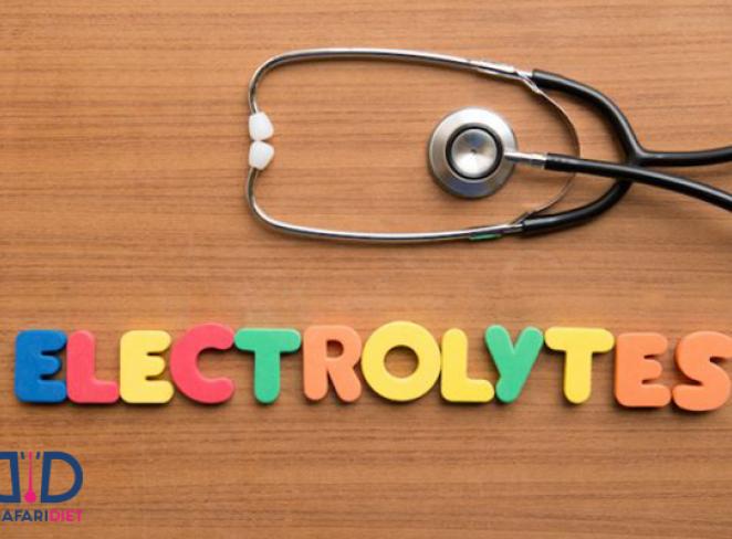 انواع الکترولیت بدن چیست و اختلال الکترولیتی به چه معناست؟!