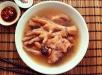 طرز تهیه سوپ پای مرغ و خواص آن