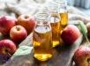 سرکه سیب برای لاغری و بهترین زمان مصرف آن!