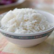 لاغری با رژیم برنج !