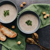 بهترین طرز تهیه سوپ رژیمی چربی سوز برای لاغری!